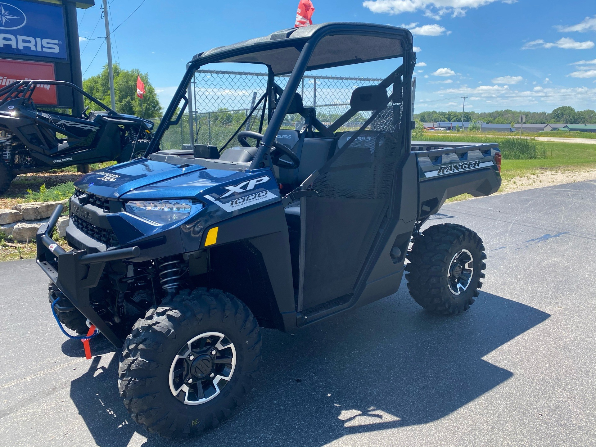 2020 Polaris RANGER XP 1000 Premium + Ride Command Package in Fond Du Lac, Wisconsin - Photo 1