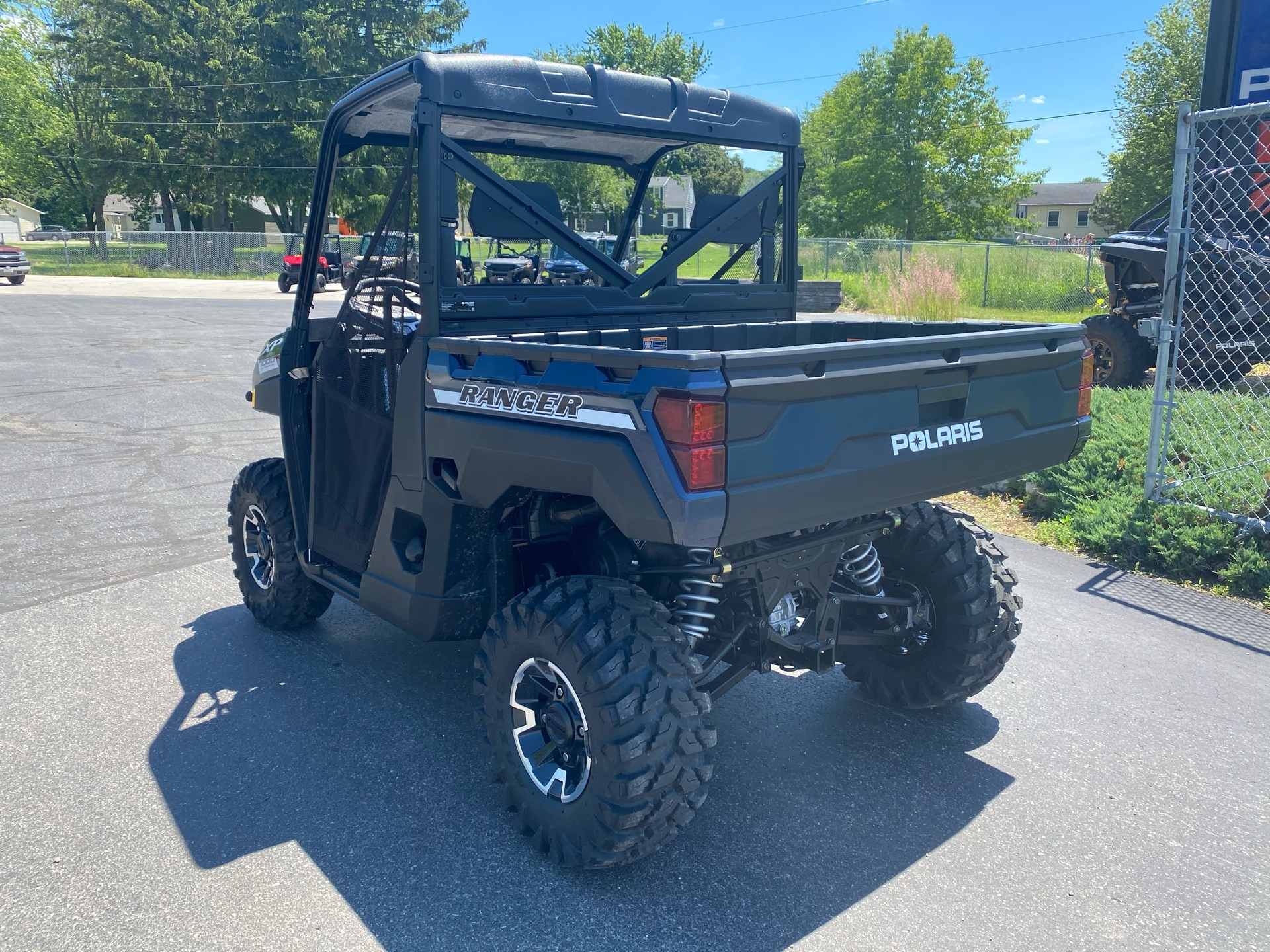 2020 Polaris RANGER XP 1000 Premium + Ride Command Package in Fond Du Lac, Wisconsin - Photo 7