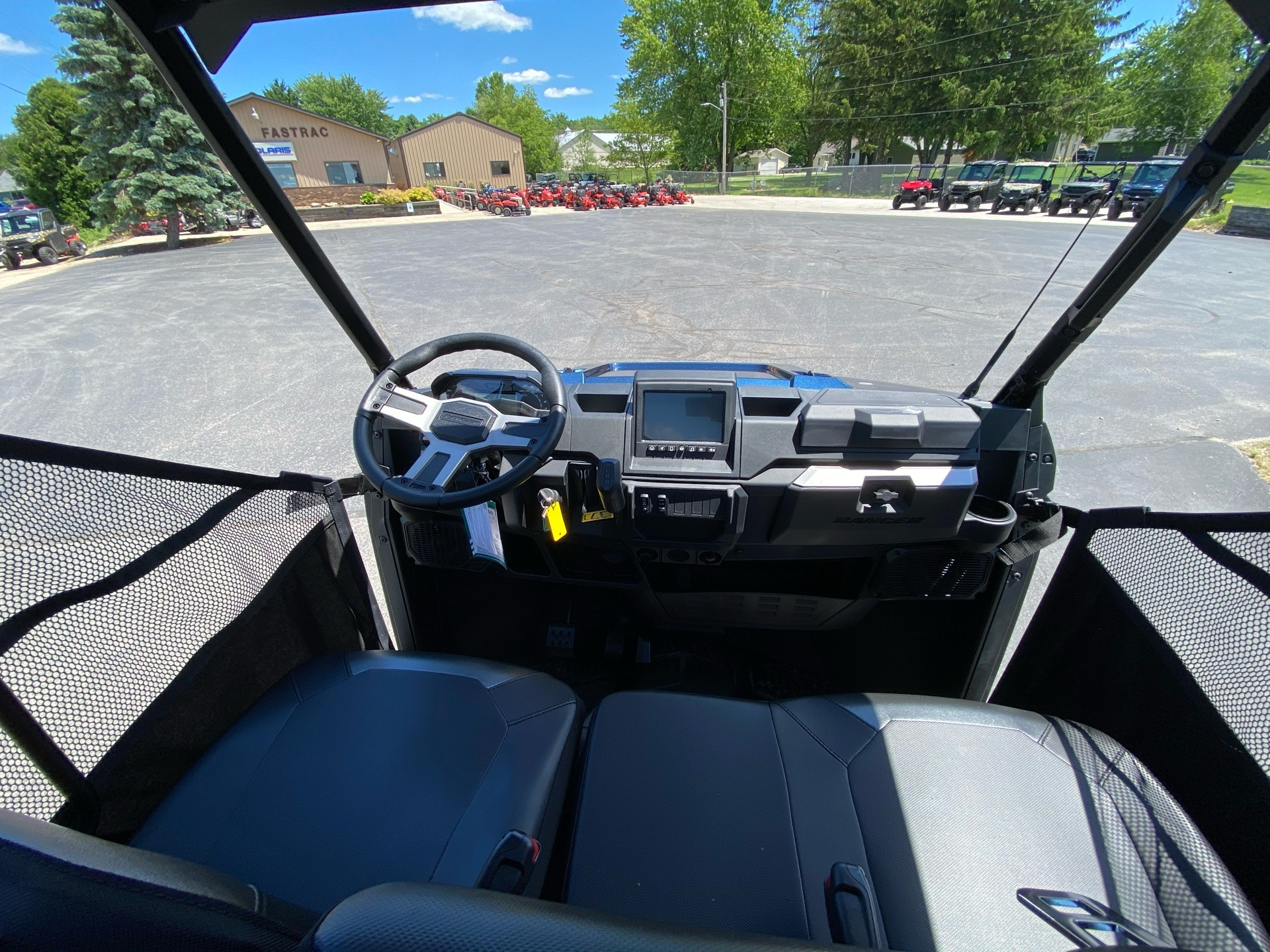 2020 Polaris RANGER XP 1000 Premium + Ride Command Package in Fond Du Lac, Wisconsin - Photo 11