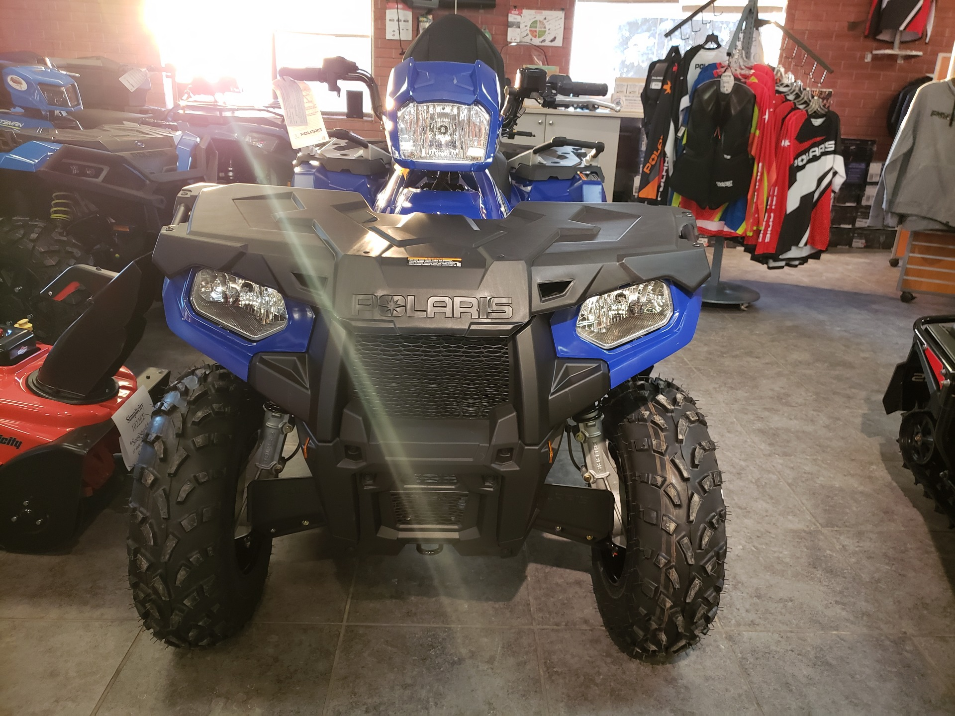 2021 Polaris Sportsman Touring 570 in Fond Du Lac, Wisconsin - Photo 3