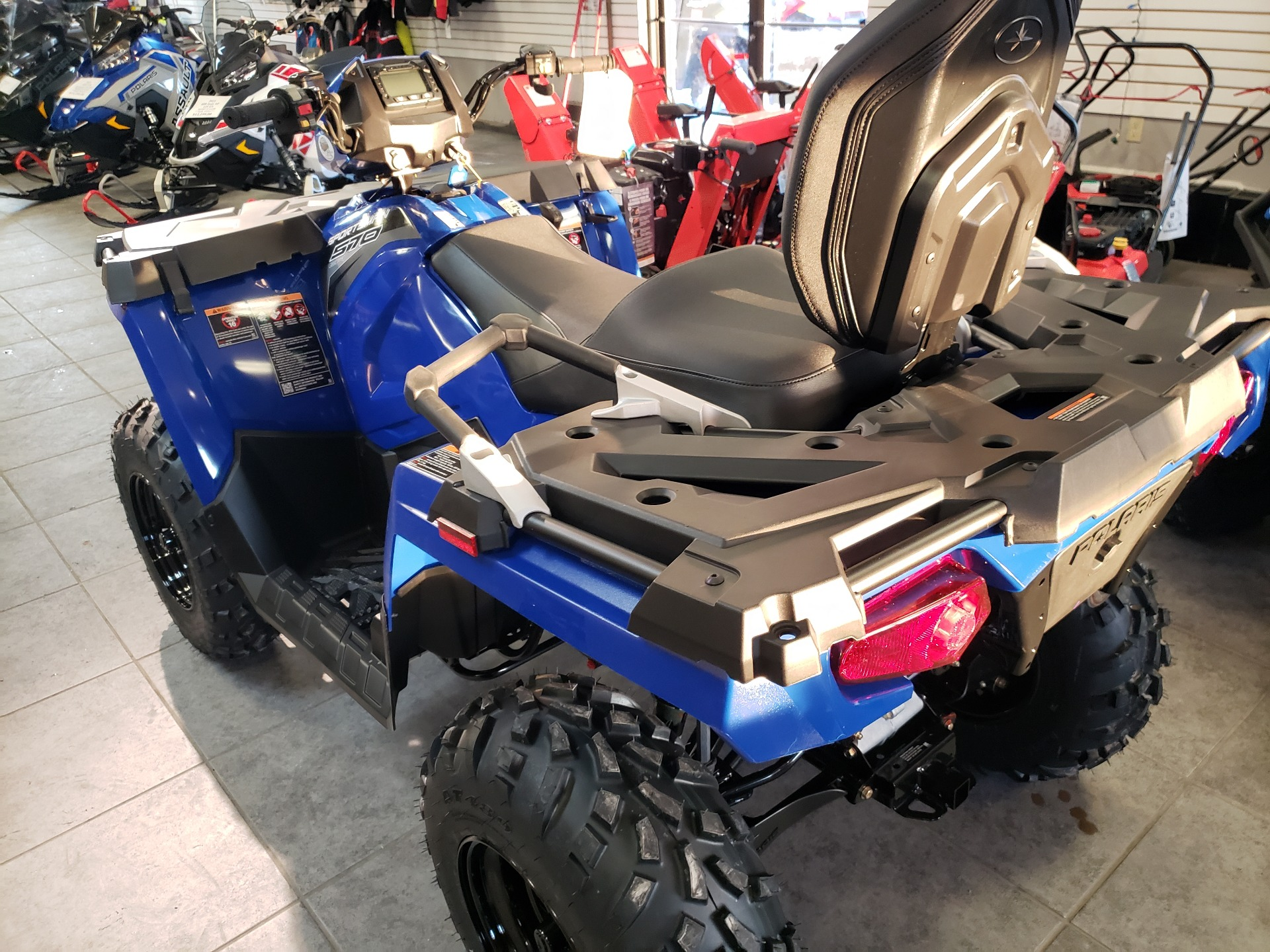 2021 Polaris Sportsman Touring 570 in Fond Du Lac, Wisconsin - Photo 4