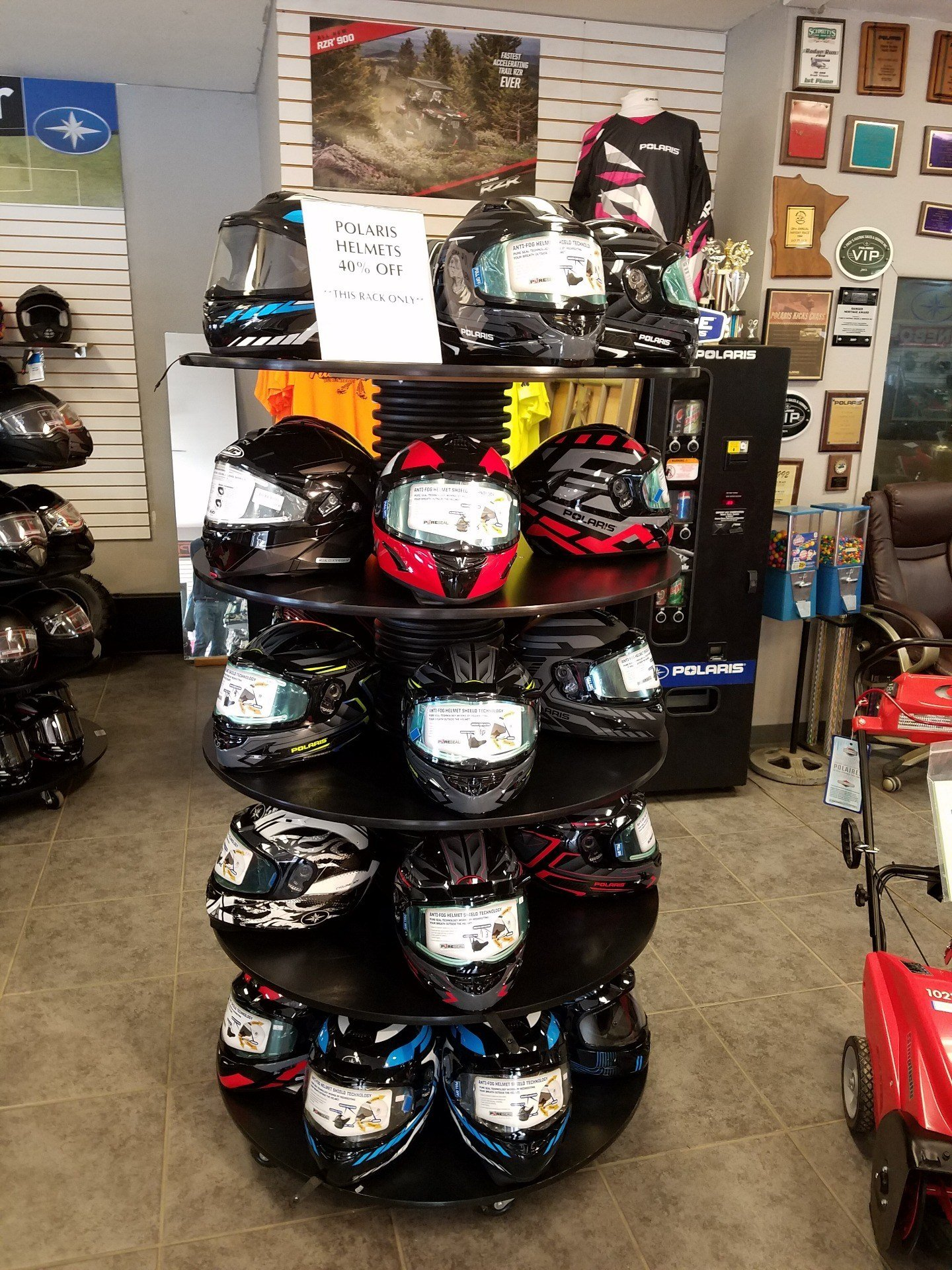 2019 Polaris HELMET in Fond Du Lac, Wisconsin - Photo 2