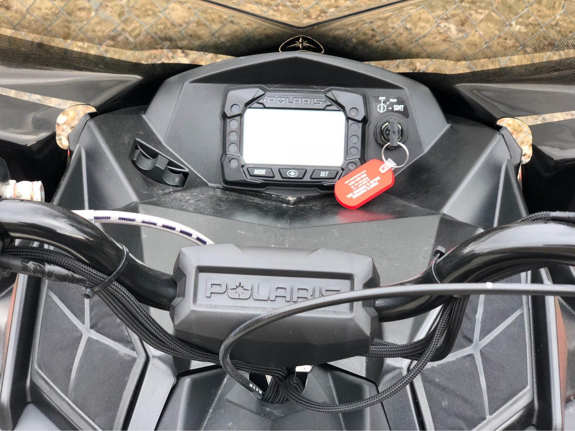 2018 Polaris 550 INDY ES in Fond Du Lac, Wisconsin