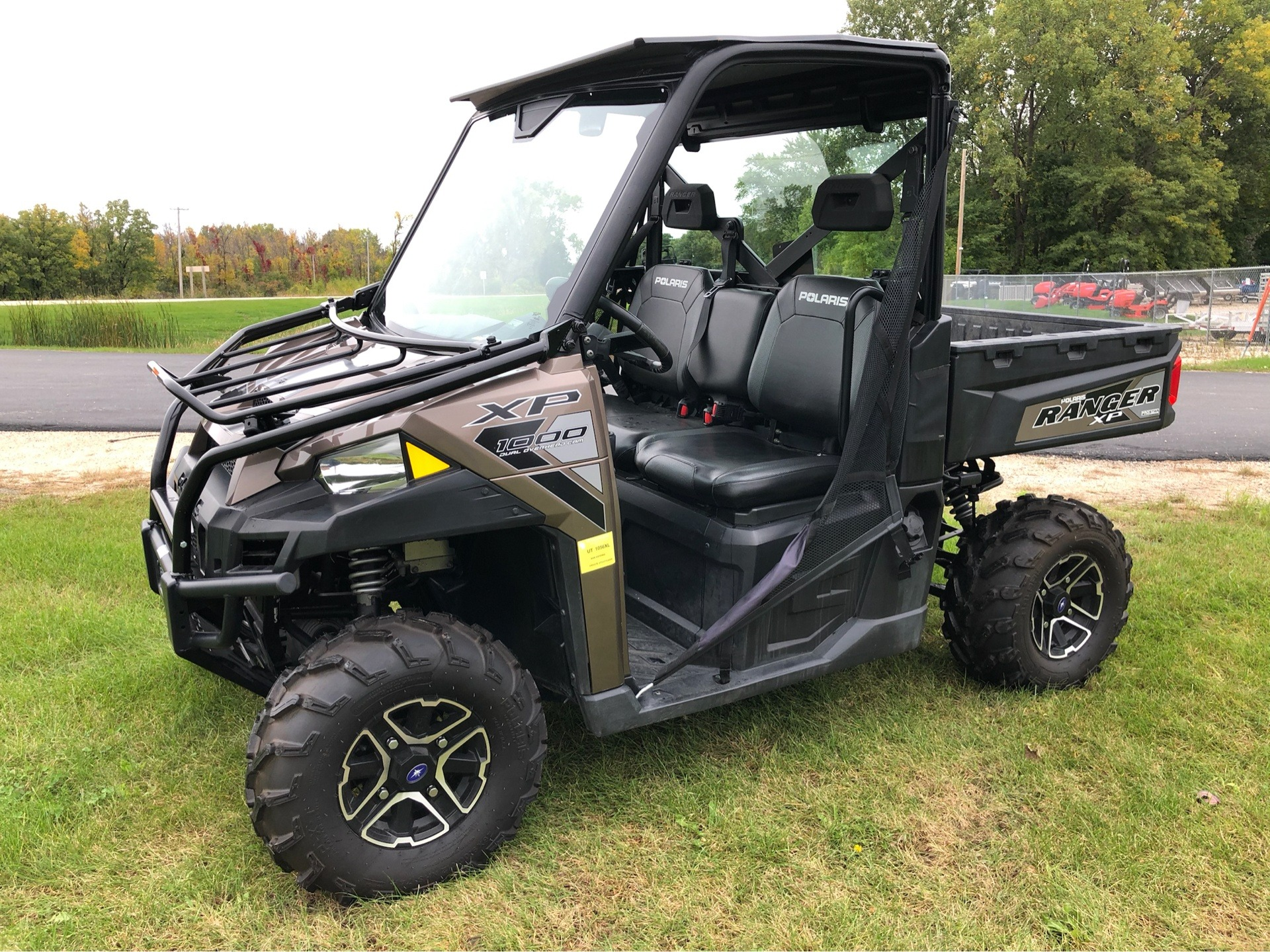 Used Utility Vehicles >> 2017 Polaris Ranger Xp 1000 Eps In Fond Du Lac Wisconsin