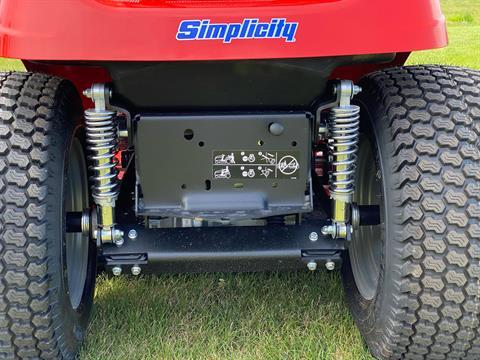 2019 Simplicity Broadmoor 52 in. Briggs & Stratton 25 hp in Fond Du Lac, Wisconsin - Photo 6
