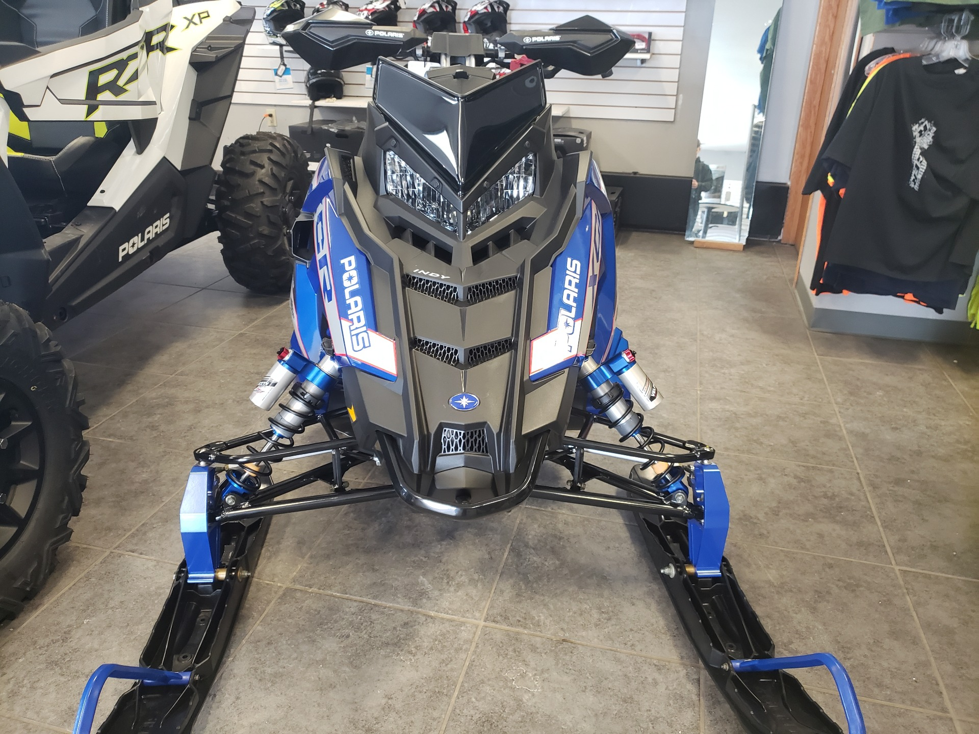 2021 Polaris 850 Indy XCR 129 Factory Choice in Fond Du Lac, Wisconsin - Photo 1