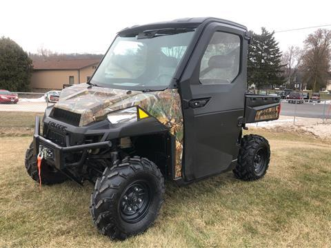2013 Polaris Ranger XP® 900 EPS Browning® LE in Fond Du Lac, Wisconsin
