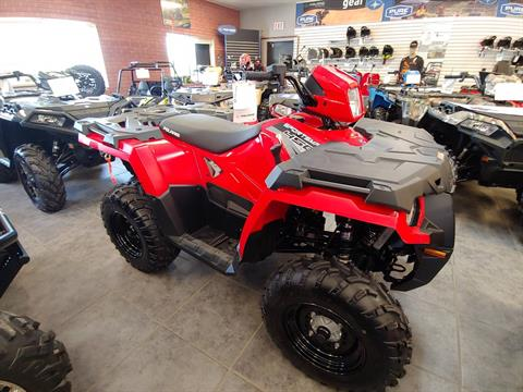 2019 Polaris Sportsman 450 H.O. EPS in Fond Du Lac, Wisconsin