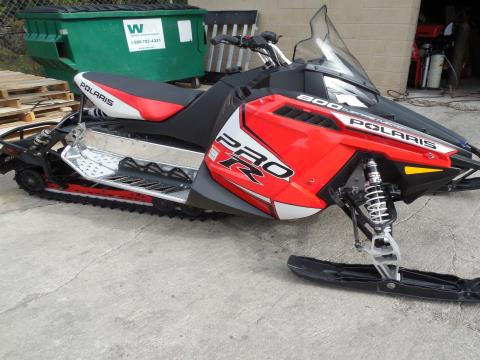 2013 Polaris 800 Switchback® PRO-R ES SC Red LE in Fond Du Lac, Wisconsin
