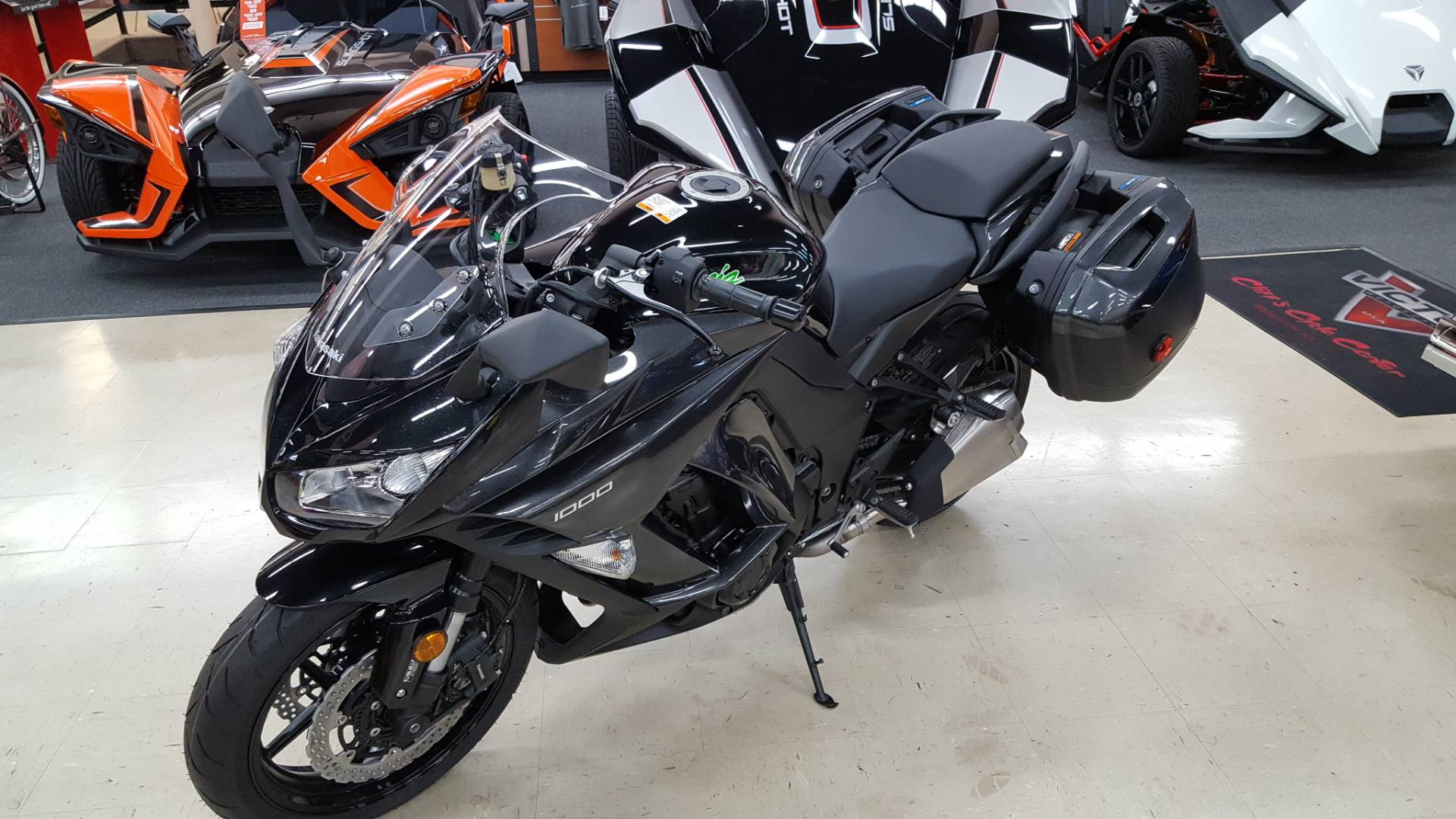 2015 Kawasaki Ninja 1000 ABS for sale 16075