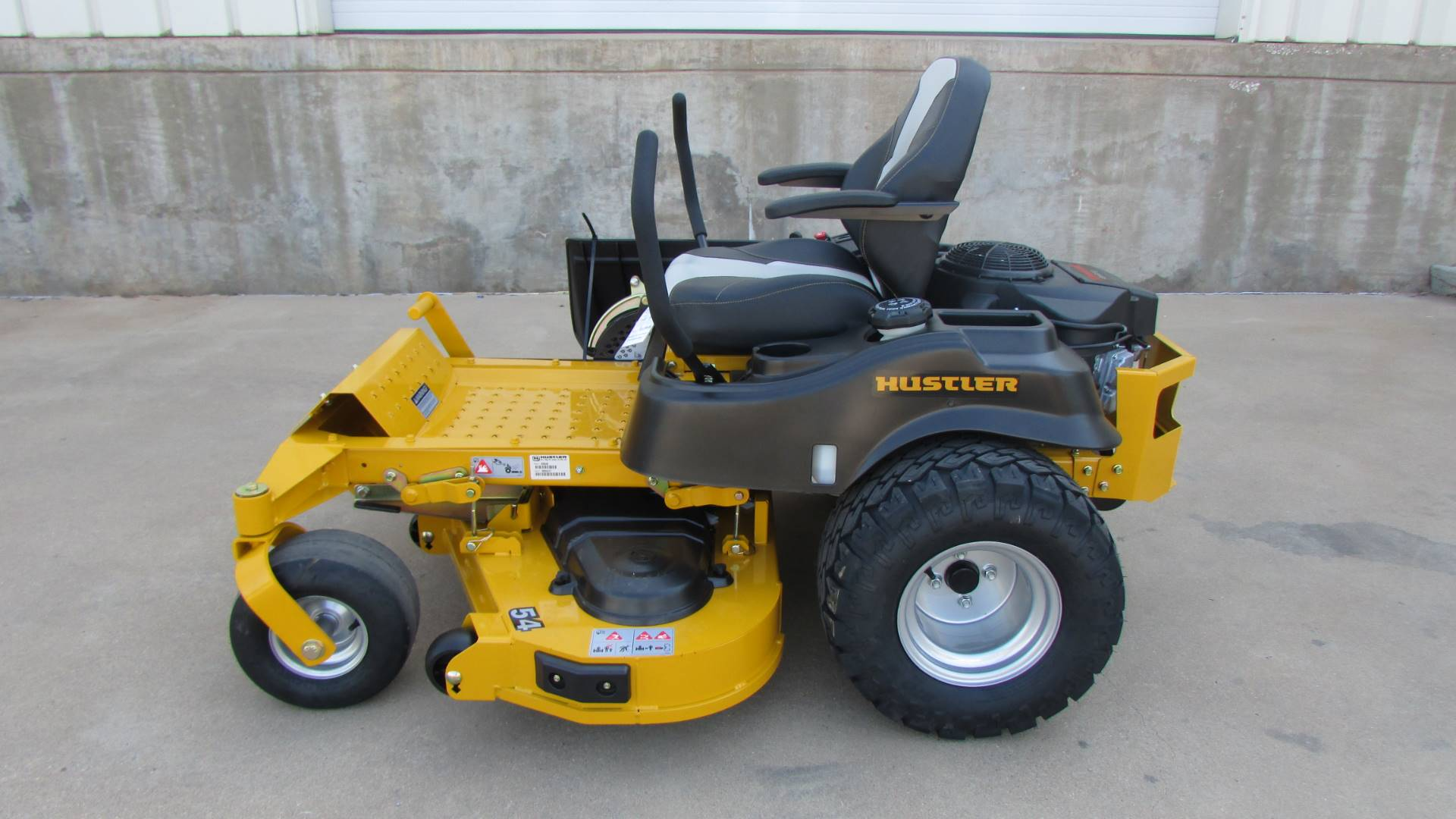 2020 Hustler Turf Equipment Raptor SDX 60 in. Kawasaki 24 hp in Wichita Falls, Texas - Photo 1
