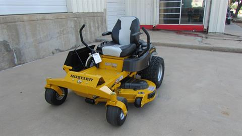 2020 Hustler Turf Equipment Raptor SDX 60 in. Kawasaki 24 hp in Wichita Falls, Texas - Photo 2