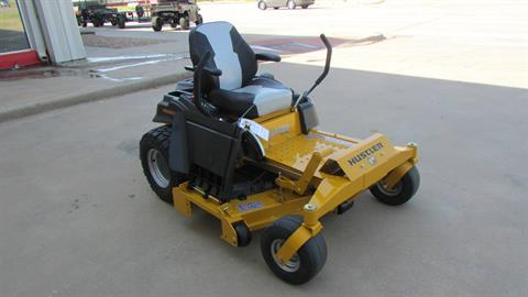 2020 Hustler Turf Equipment Raptor SDX 60 in. Kawasaki 24 hp in Wichita Falls, Texas - Photo 4