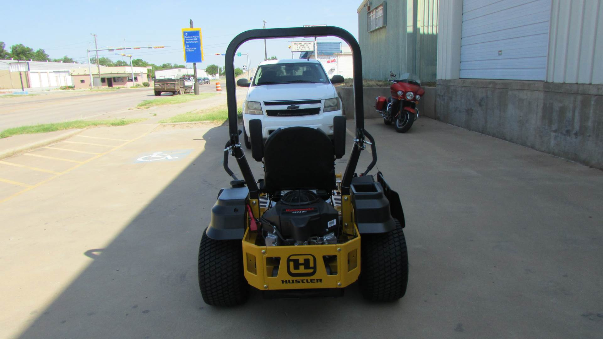 2020 Hustler Turf Equipment FasTrak 60 in. Kawasaki 24 hp in Wichita Falls, Texas - Photo 5