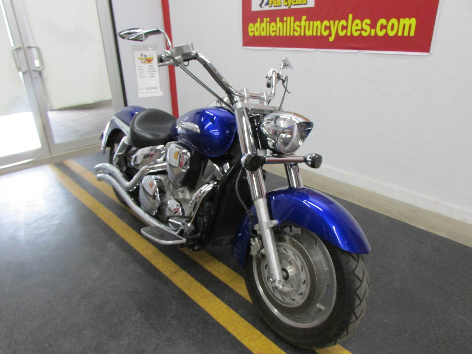 2006 Honda VTX™1300R in Wichita Falls, Texas - Photo 3