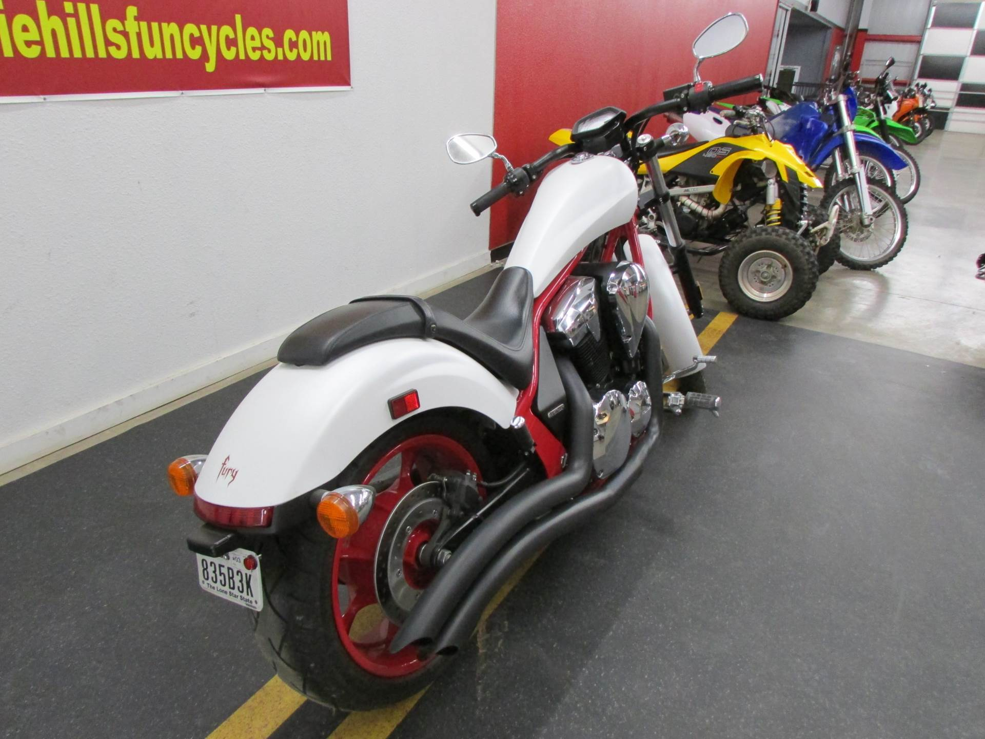 2014 Honda Fury™ in Wichita Falls, Texas - Photo 3