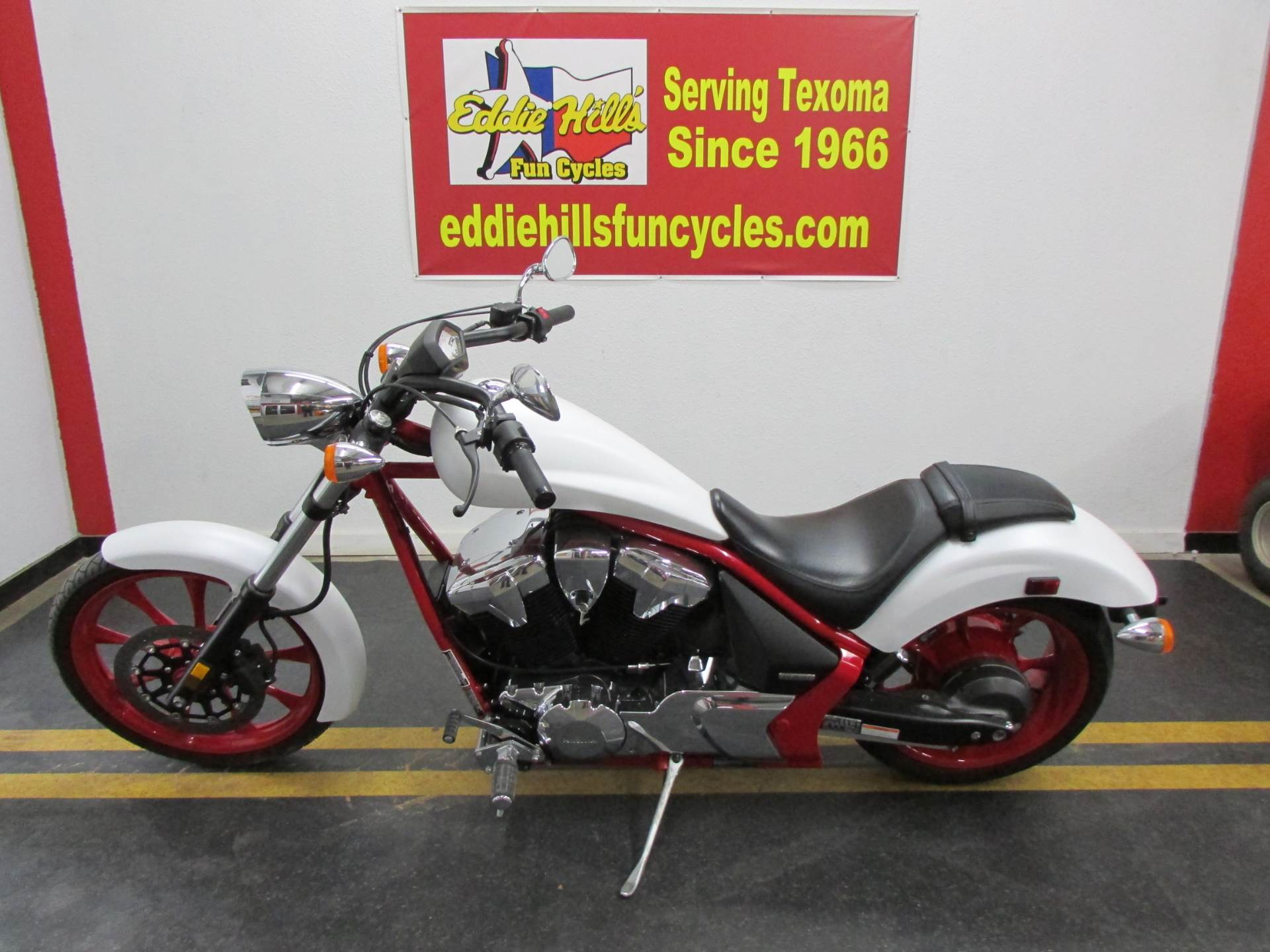 2014 Honda Fury™ in Wichita Falls, Texas - Photo 7