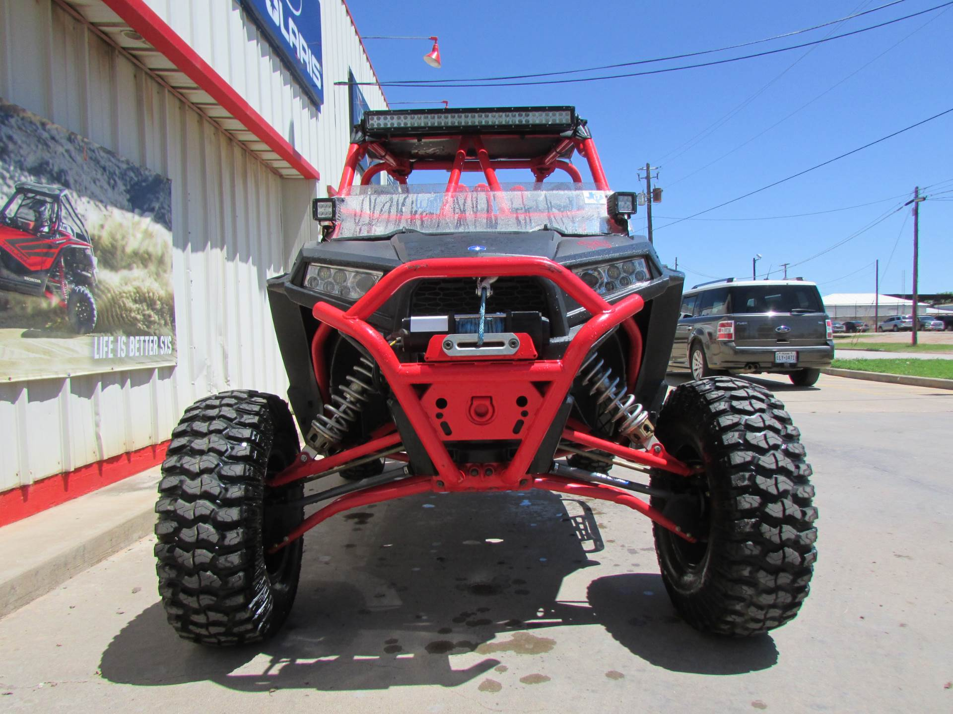 2016 Polaris RZR XP 1000 EPS High Lifter Edition in Wichita Falls, Texas - Photo 3