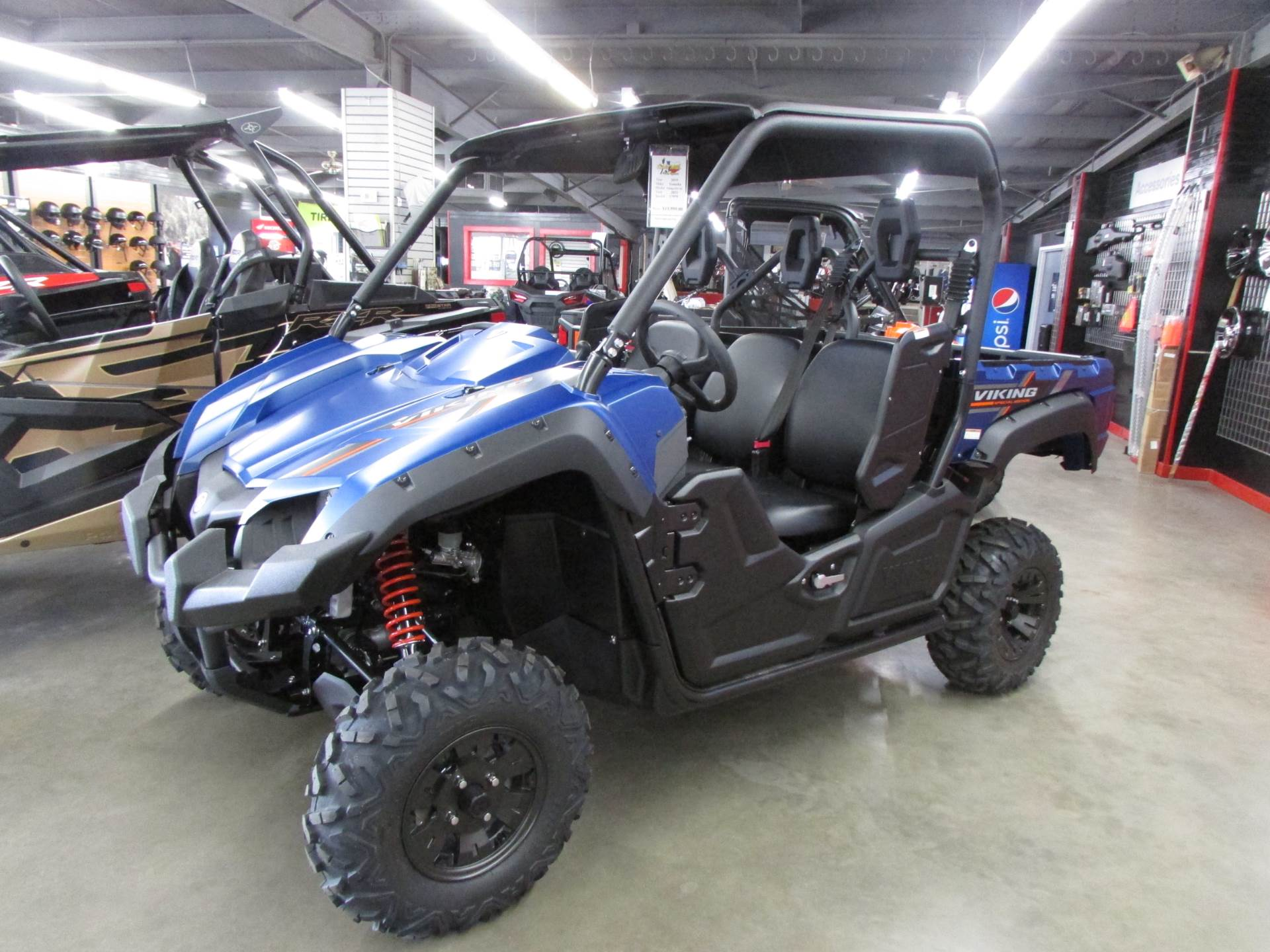 2019 Yamaha Viking EPS SE for sale 19073
