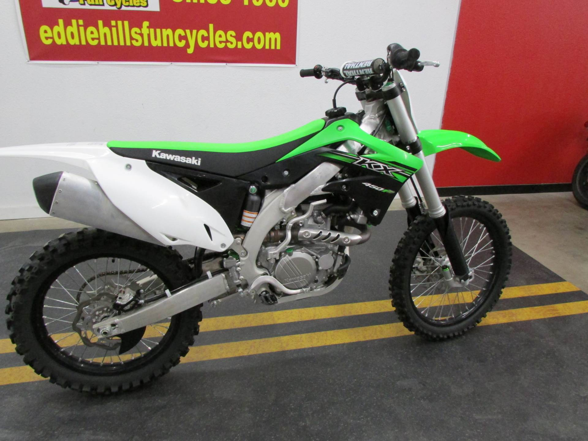 2015 Kawasaki KX™450F in Wichita Falls, Texas