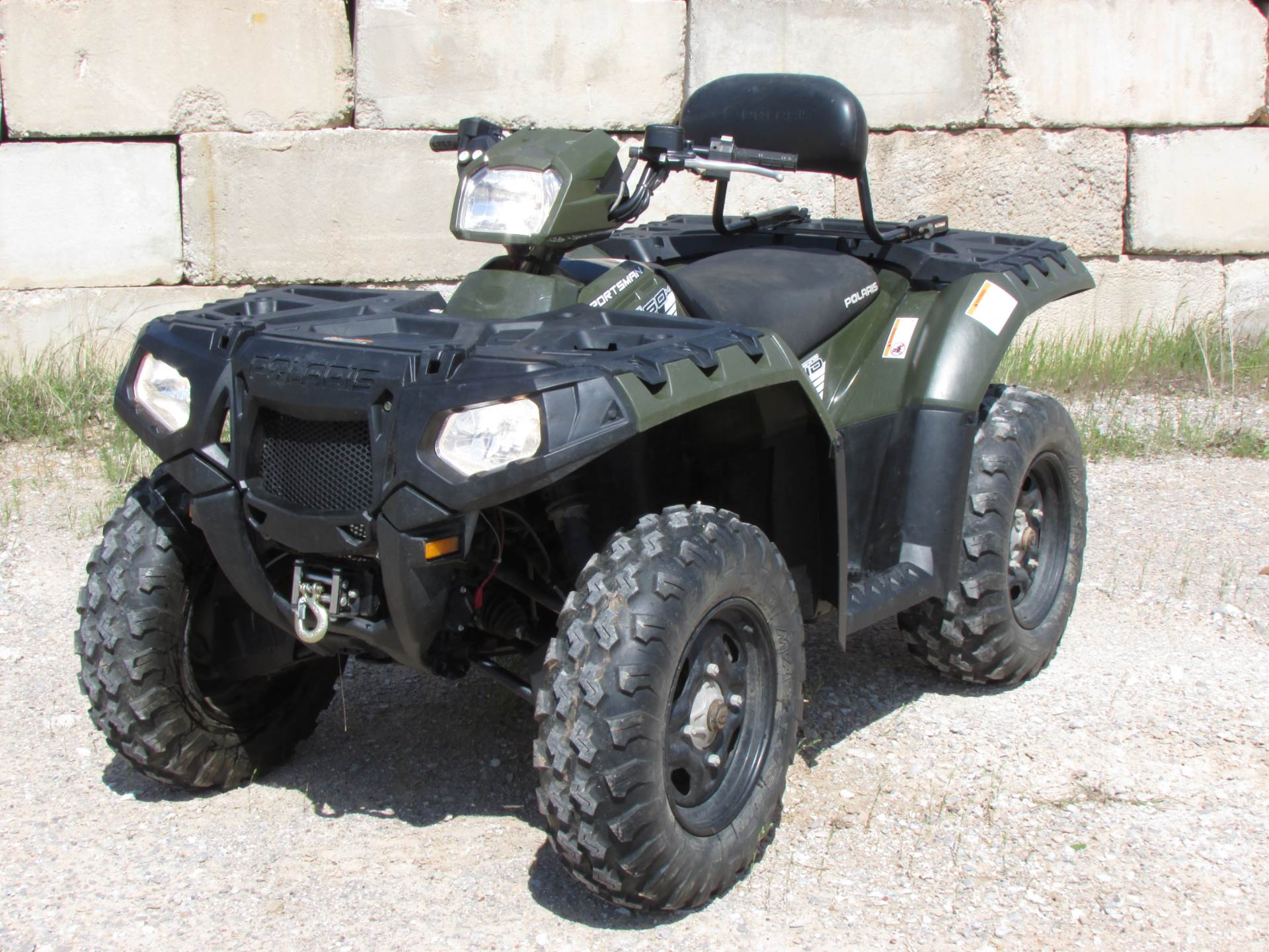 2015 Polaris Sportsman® 850 in Wichita Falls, Texas - Photo 5
