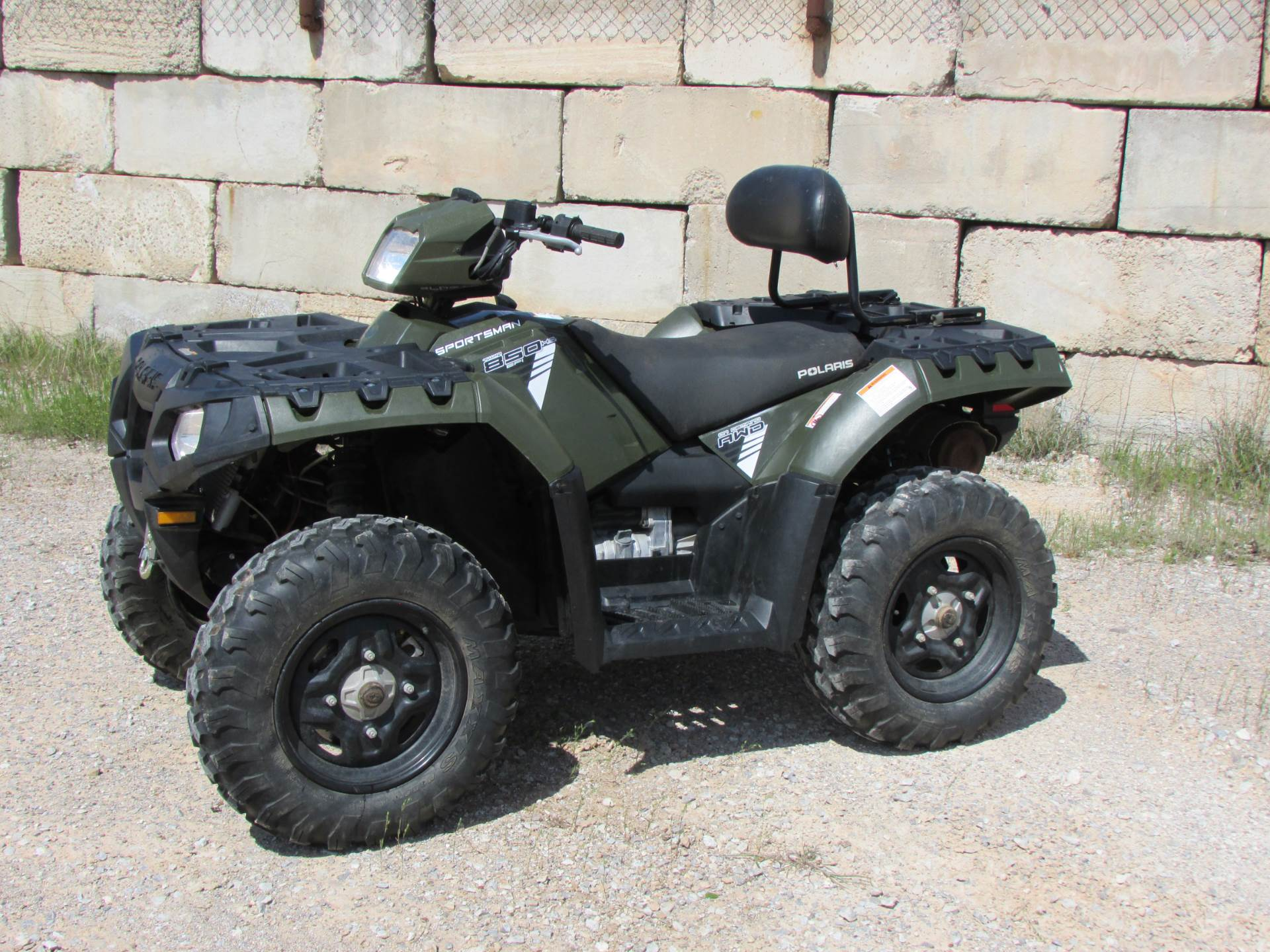 2015 Polaris Sportsman® 850 in Wichita Falls, Texas - Photo 3