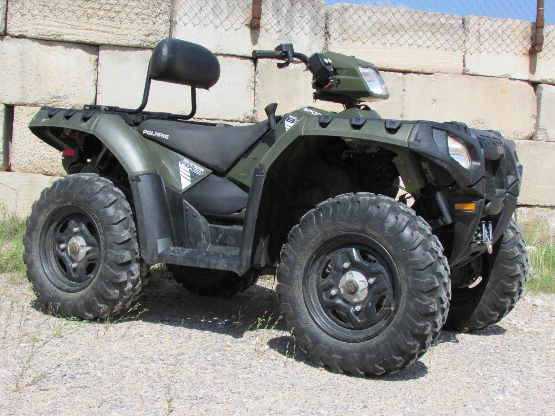 2015 Polaris Sportsman® 850 in Wichita Falls, Texas - Photo 2