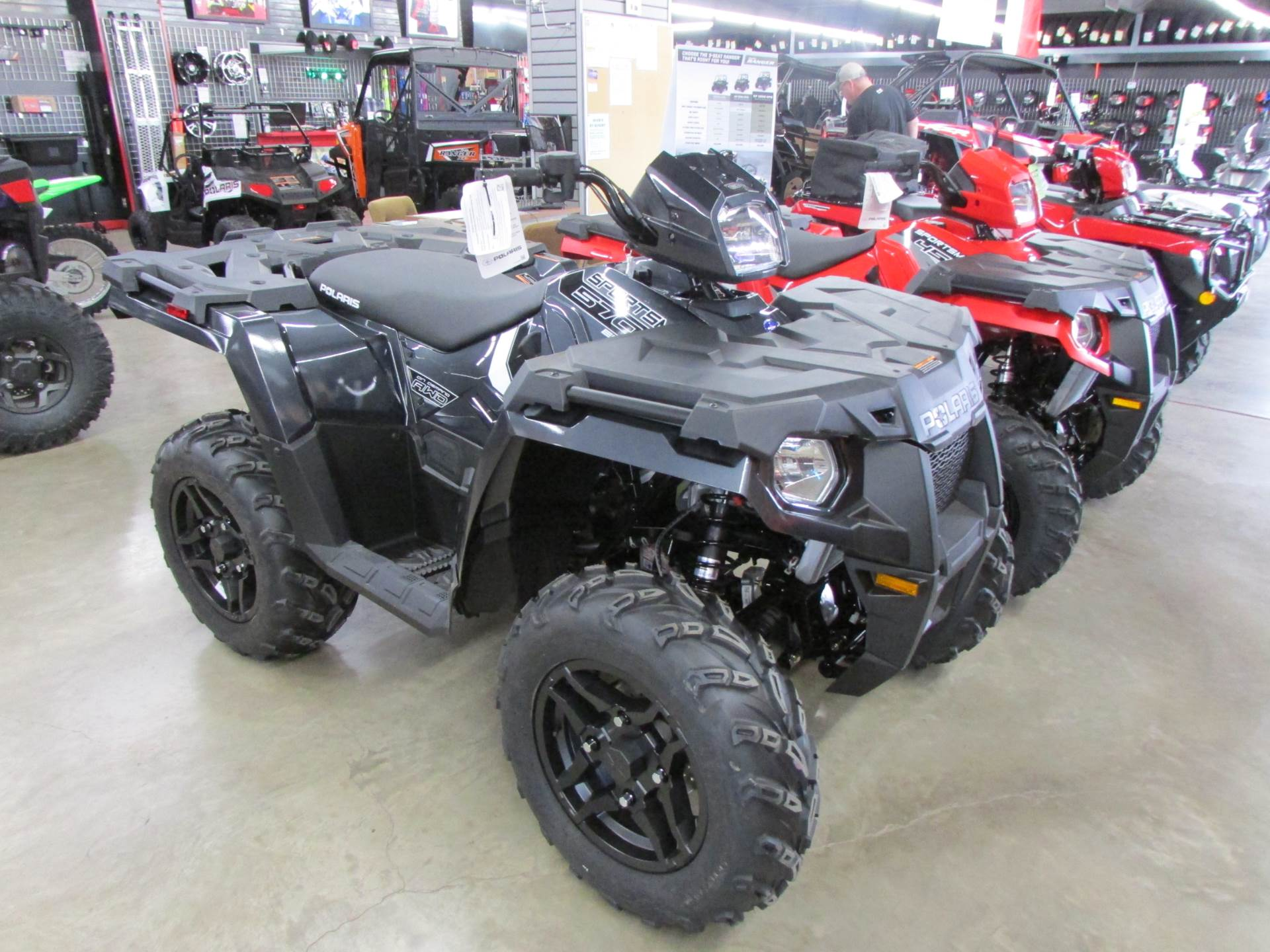 2019 Polaris Sportsman 570 SP for sale 12605