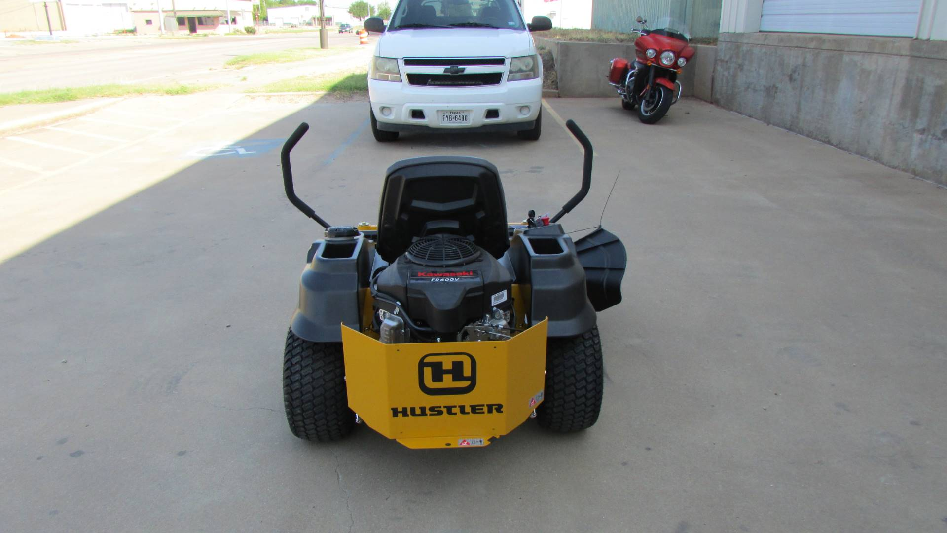 2020 Hustler Turf Equipment Raptor 52 in. Kawasaki 23 hp in Wichita Falls, Texas - Photo 6
