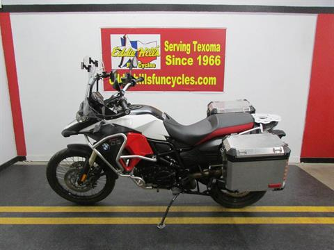 2015 BMW F 800 GS Adventure in Wichita Falls, Texas