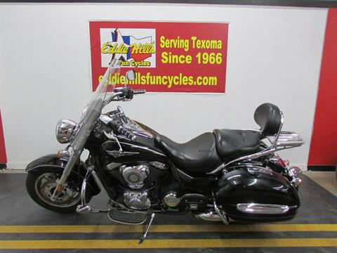 2009 Kawasaki Vulcan® 1700 Nomad™ in Wichita Falls, Texas - Photo 8