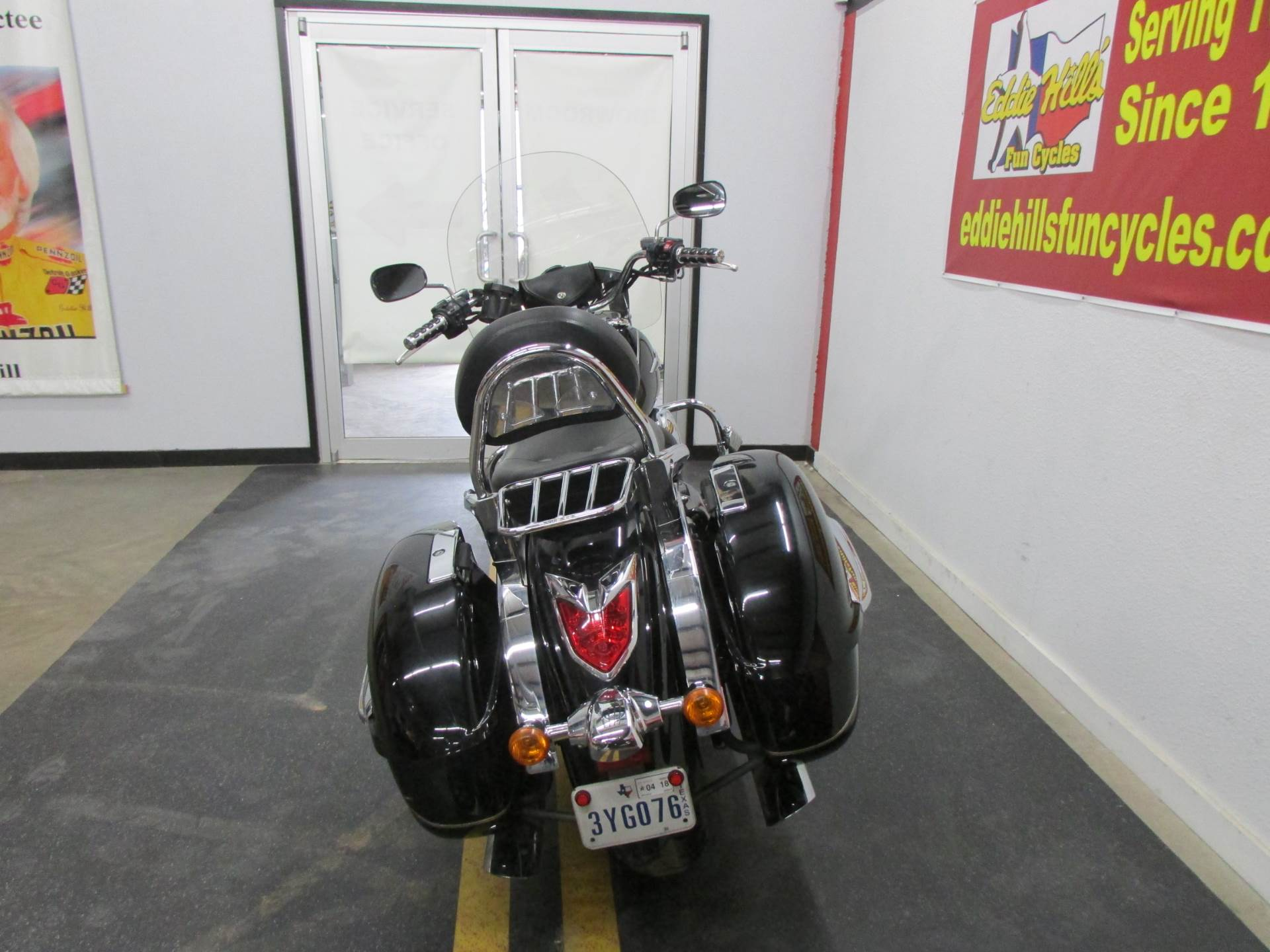 2009 Kawasaki Vulcan® 1700 Nomad™ in Wichita Falls, Texas - Photo 10