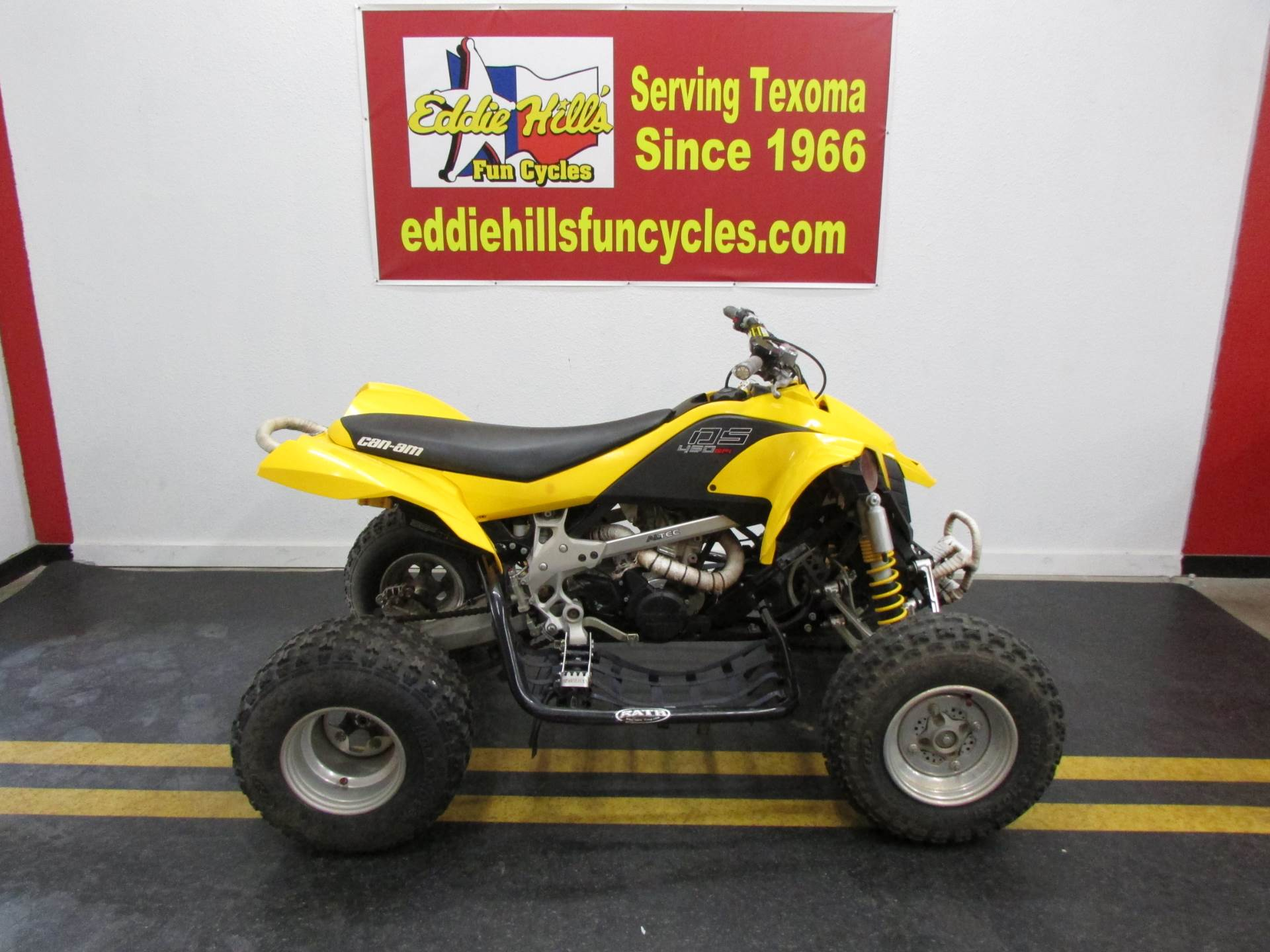 2008 Can-Am DS 450™ in Wichita Falls, Texas - Photo 1