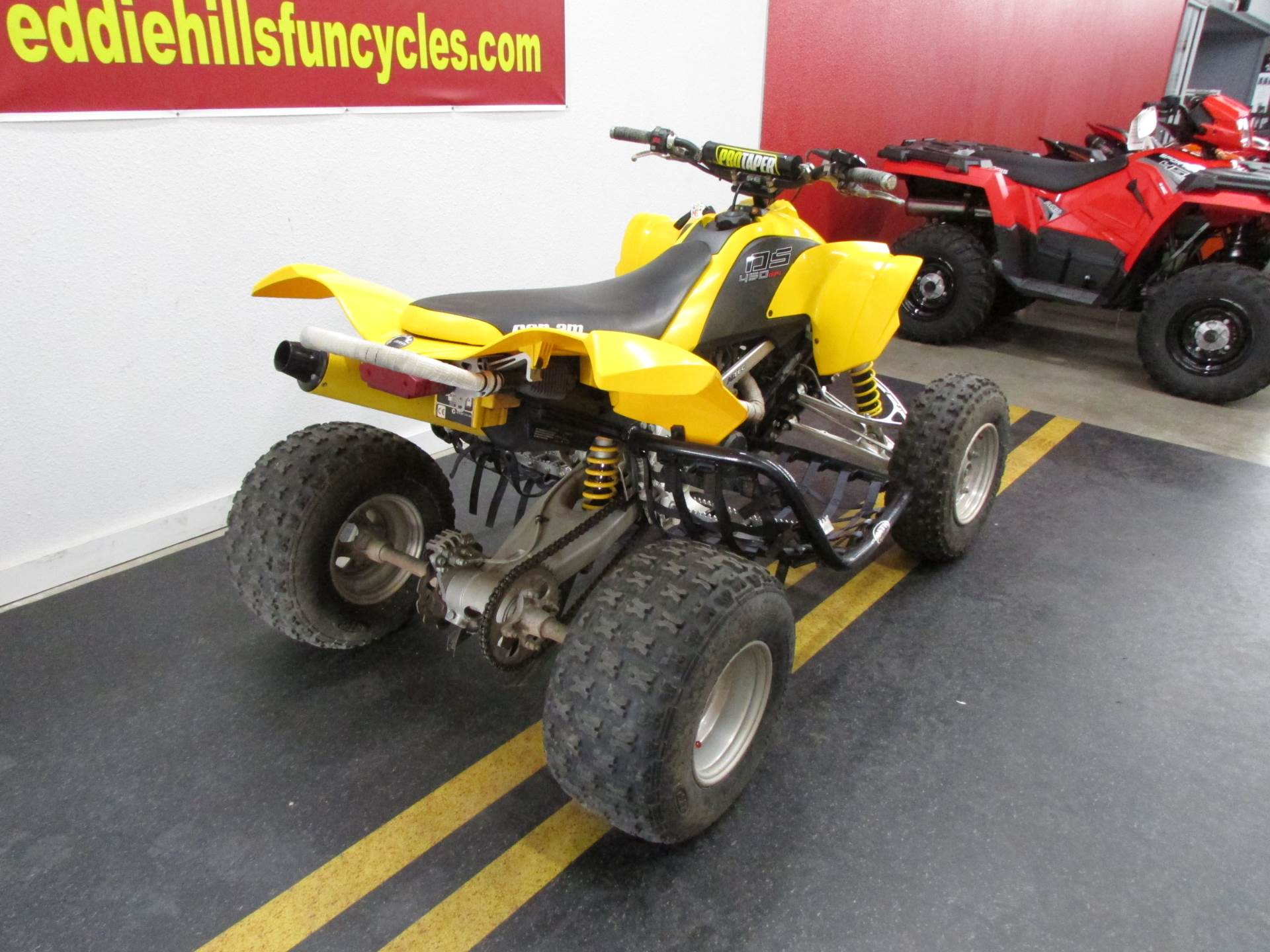 2008 Can-Am DS 450™ in Wichita Falls, Texas - Photo 2