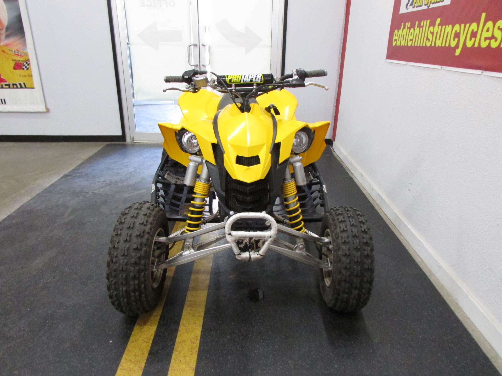 2008 Can-Am DS 450™ in Wichita Falls, Texas - Photo 4
