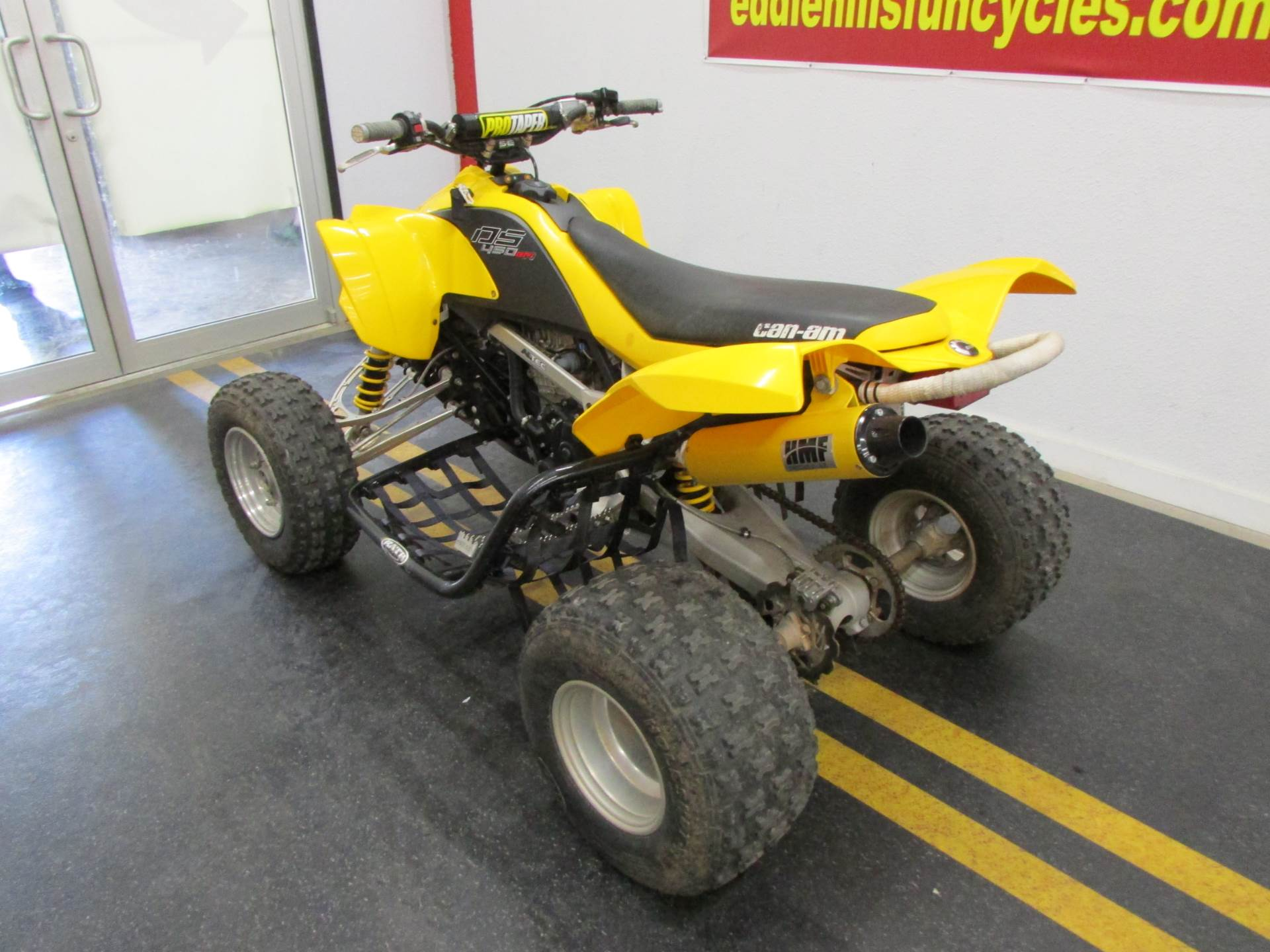 2008 Can-Am DS 450™ in Wichita Falls, Texas - Photo 7