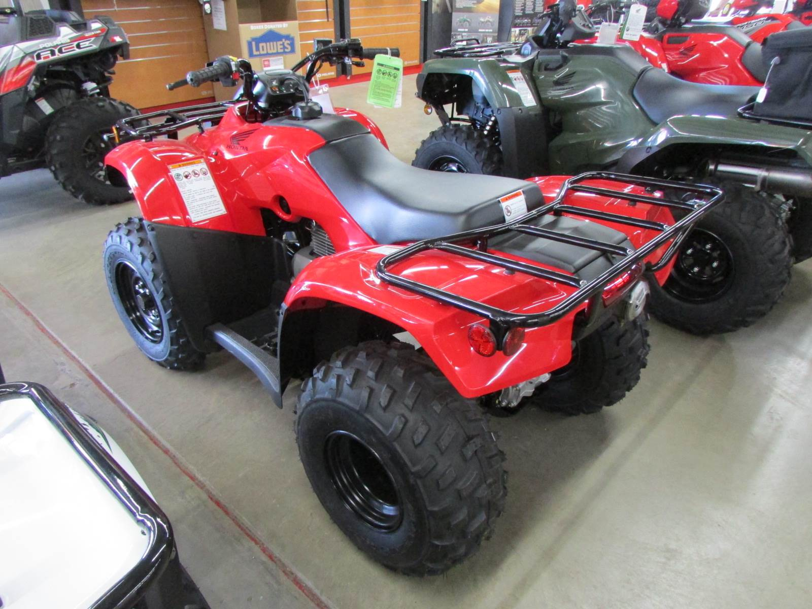 2019 Honda TRX250TM in Wichita Falls, Texas