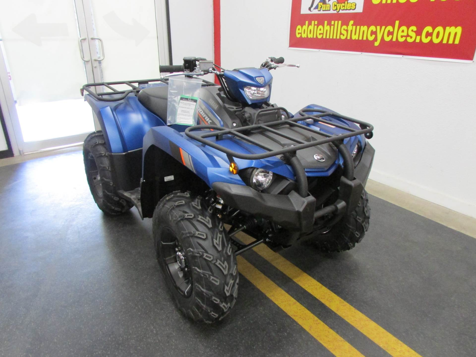 2019 Yamaha Kodiak 450 EPS SE in Wichita Falls, Texas - Photo 2