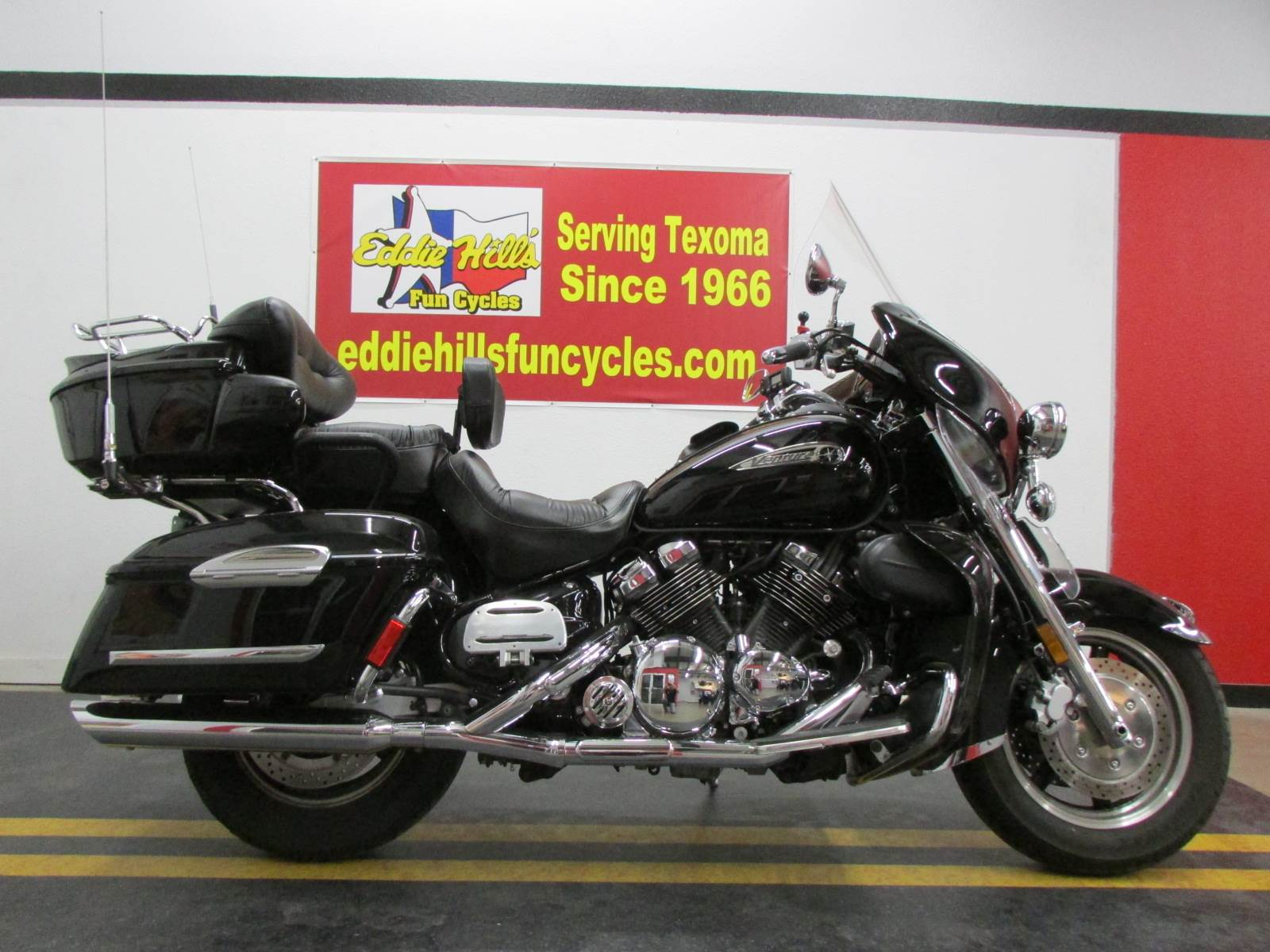 Used 2007 Yamaha VENTURE | Motorcycles in Wichita Falls TX | C380 BLACK