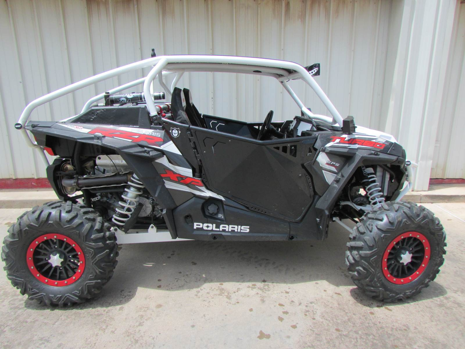 2016 Polaris RZR XP  Turbo EPS in Wichita Falls, Texas