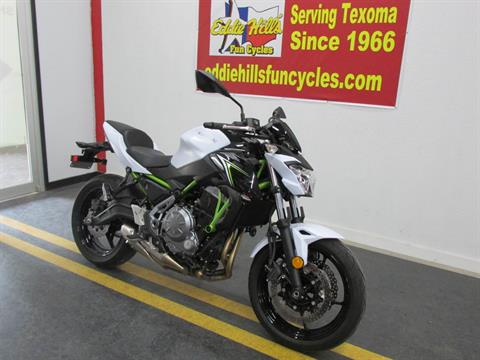 2017 Kawasaki Z650 in Wichita Falls, Texas