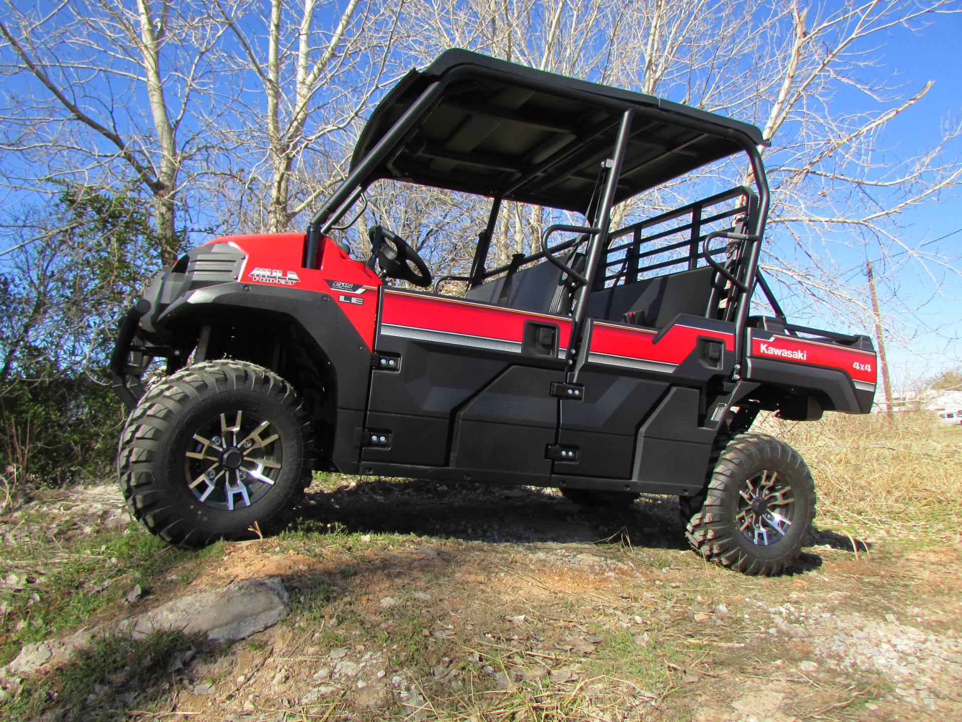 2019 Kawasaki Mule PRO-FXT EPS LE for sale 12902