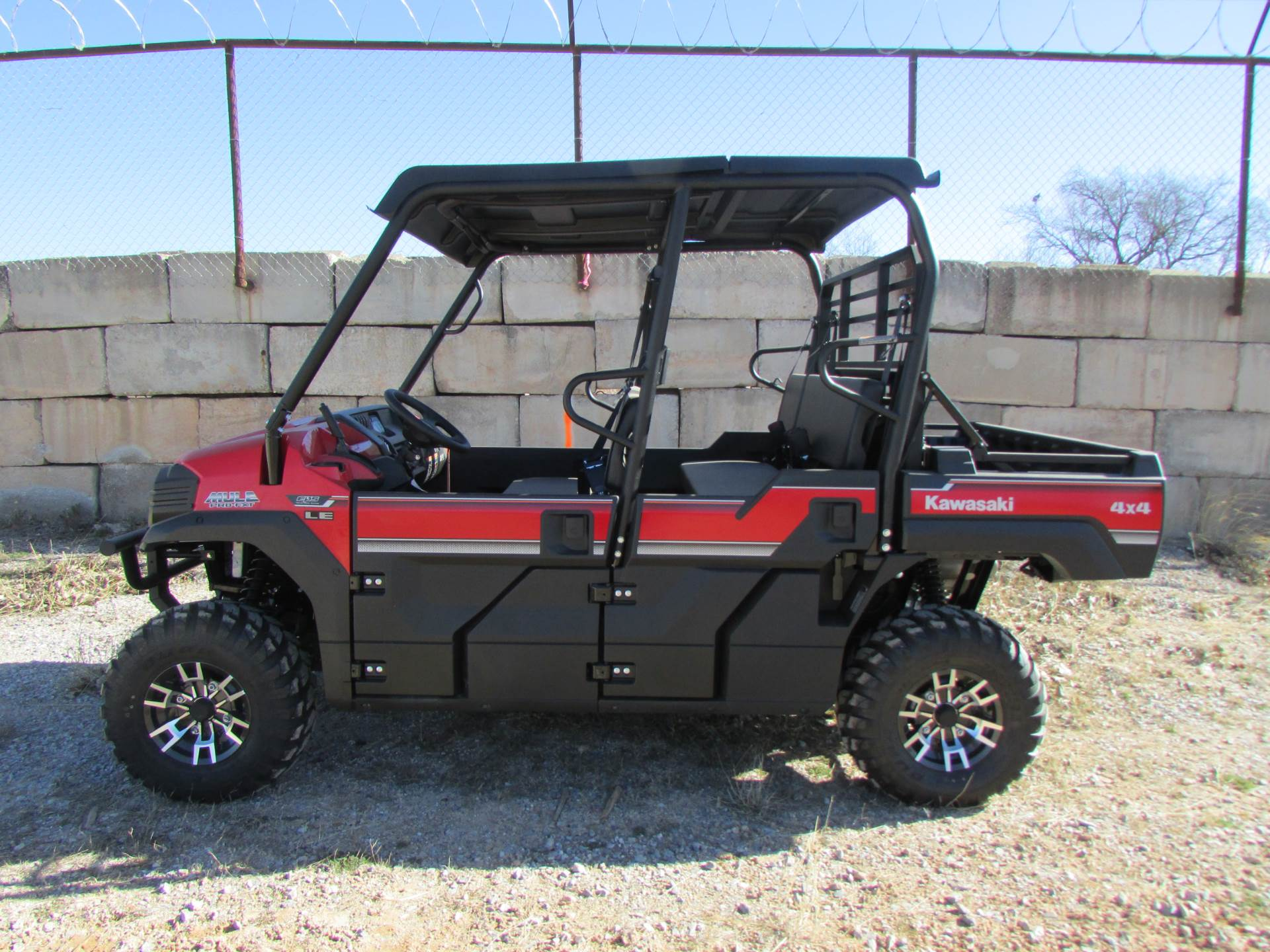 2019 Kawasaki Mule PRO-FXT EPS LE for sale 17158