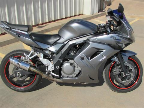 2009 Suzuki SV650SF in Wichita Falls, Texas