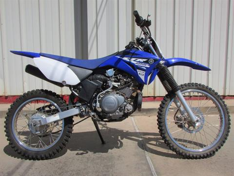 2015 Yamaha TT-R125LE in Wichita Falls, Texas