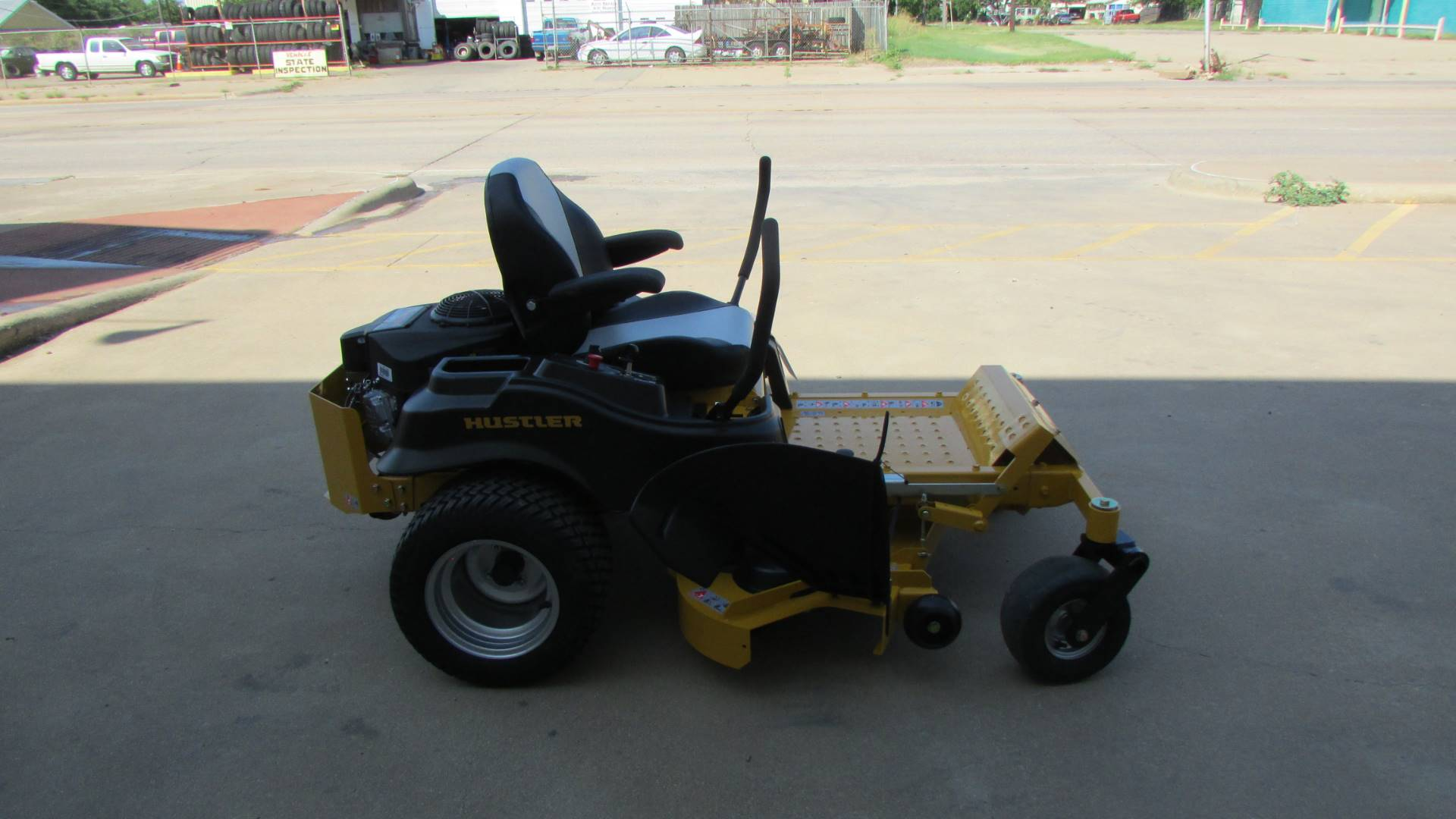 2020 Hustler Turf Equipment Raptor SD 60 in. Kawasaki 24 hp in Wichita Falls, Texas - Photo 5