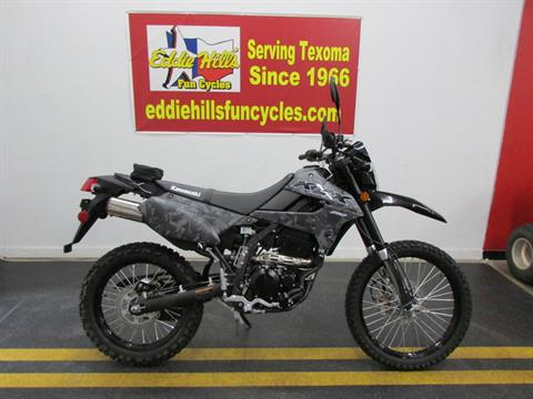 2020 Kawasaki KLX 250 Camo in Wichita Falls, Texas - Photo 1