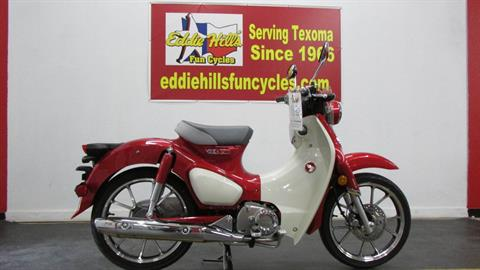 2020 Honda Super Cub C125 ABS in Wichita Falls, Texas - Photo 1