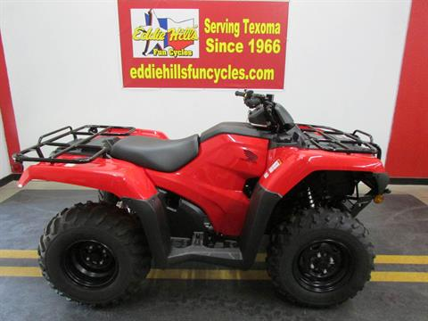 2019 Honda TRX420FA2 in Wichita Falls, Texas - Photo 1