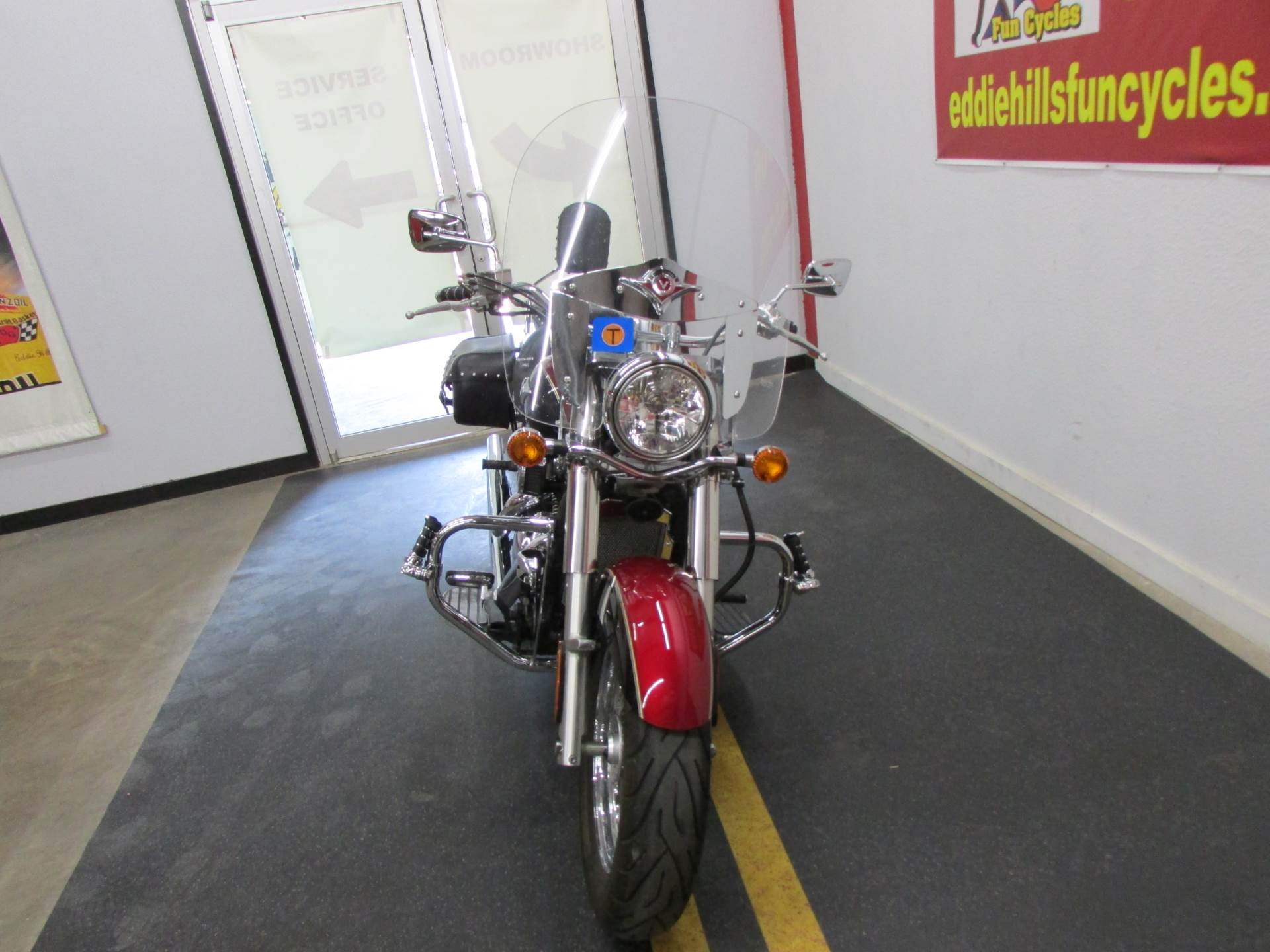 2008 Kawasaki Vulcan® 900 Classic LT in Wichita Falls, Texas - Photo 3
